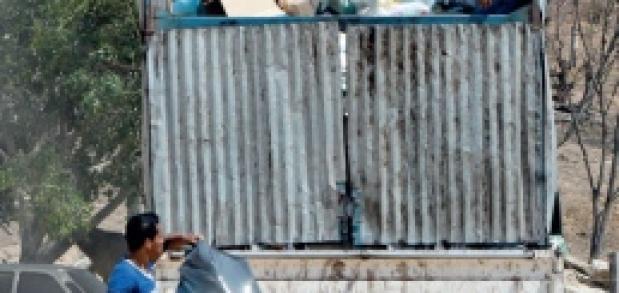 Catadores em Itaúna faturam salário mensal de R$ 3.200
