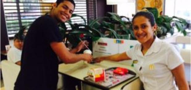 Franqueada do McDonald's direciona quase 100% de seus resíduos sólidos para reciclagem